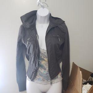 Bomber thin jacket medium